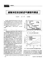 超燃冲压发动机进气道研究概述资料