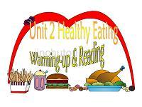 高一英語Healthy-Eating