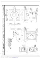 ST1-09 φ700磚砌圓形流槽檢查井