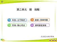 高中化學復習方略課件:11.2-醛-羧酸(蘇教版·浙江專用)