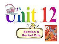 人教版九年级英语第十二单元Section-A课件