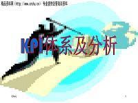紡織行業kpi的管理操作與應用d