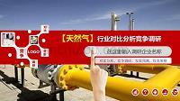 天然气行业对比分析竞争调研