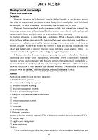 世紀商務英語Unit-6