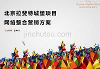 北京拉斐特酒店網絡整合營銷方案2