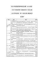 2020骞村��绾ц��甯���璇�澶х翰锛�word��锛�