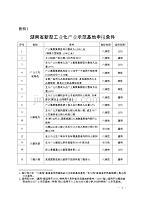 湖南省新型工业化产业示范基地申报条件