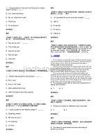 电大统考英语b试题整理