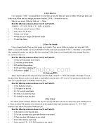 小升初英语阅读理解100题-新修订