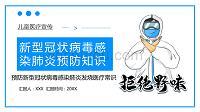 预防新型冠状病毒感染肺炎发烧医疗常识