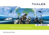 戰術信息系統:法國泰利斯集團的相關產品