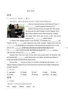 山东省滨州市2017-2019年三年中考英语试卷分类汇编:词汇应用