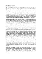 英女王登基60周年演講