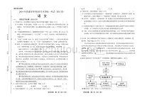 2019年高考语文浙江卷及答案解析
