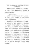 机关干部考察提拔县处级科级党员领导干部政治建设个人自查自评报告