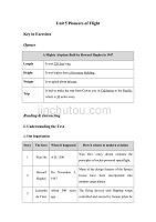 全新版大学进阶英语综合教程第二册答案U5 Key to rcises.doc