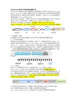 CRISPR Cas9系统介导的基因组编辑技术