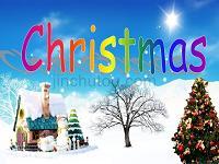 (推荐)Christmas圣诞节PPT