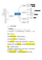 【高中笔记】课本命题区间