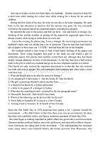 2014高考全国二卷英语真题-最新精编