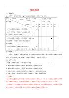 九年级物理全册 第十四章 内能及其应用单元达标指导与测试 (新版)新人教版