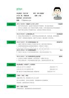 A016分条简洁绿