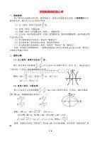 2020屆高三理科數學二輪復習專題02求圓錐曲線的離心率