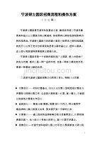 宁波研发园区营销、招商策划方案