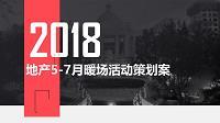2018地产项目5-7月暖场活动策划方案-62P