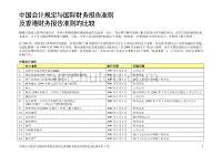 【行业】中国会计规定与国际财务报告准则之比较