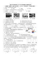 鎮江外國語學校2020屆初三物理一模模擬反饋