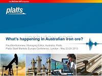 澳大利亞鐵礦石市場情況What27s Happending in Australian Iron Ore.pdf
